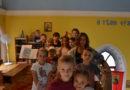 Zajęcia śpiewu cerkiewnego dla najmłodszych.