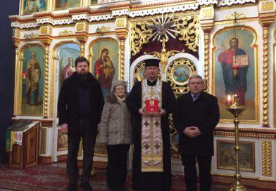 Spotkanie Parafialne z okazji Święta Trzech Wielkich Hierarchów i Nauczycieli Cerkwi.