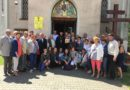 Goście z Francji odwiedzili lubińską Cerkiew.