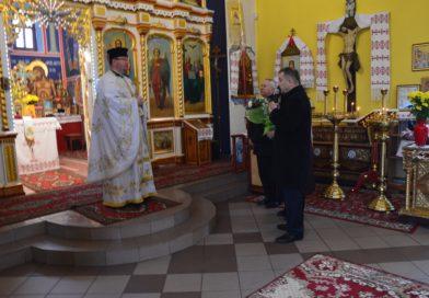 Pozdrowienia z okazji rocznicy święceń kapłańskich.