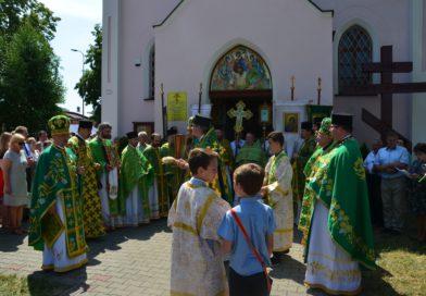 Święto lubińskiej parafii.