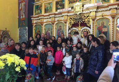 Mikołajkowe spotkanie w lubińskiej Cerkwi.