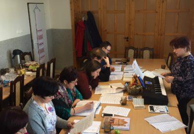Warsztaty śpiewu cerkiewnego  i czytania w języku cerkiewnosłowianskim.