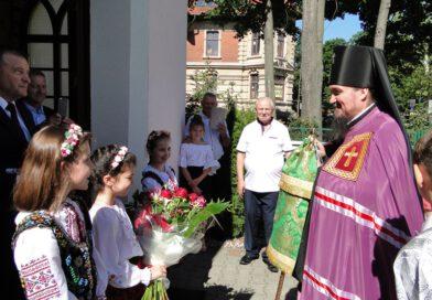 Jubileusz 70-lecia Parafii Prawosławnej Świętej Trójcy w Lubinie.