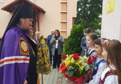 Uroczystości święta parafialnego w Lubinie.