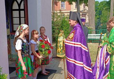 Święto parafialne w Lubinie